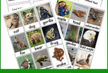 Mixed animal activities