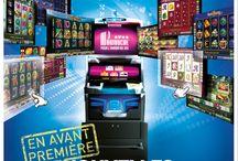 Les publicités du Casino de Nice / Découvrez toutes nos campagnes de communication, #fun, #jeune, #Nice, #gains, #casino   Faites vos #jeux !