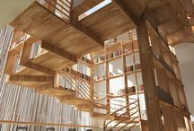 rookie architect : staircase / by rera