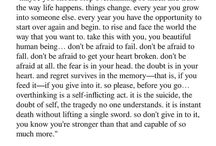 Quotes - Overthinking is Suicide
