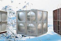 Water Storage Tank / SMC Water Tank, Stainless Steel Water Tank, Galvanized Water Tank