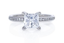 Designer:  Sholdt / Handcrafted in their Seattle studio, each Sholdt ring features timeless elegance with a modern touch.