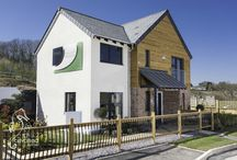 Origins, Dartington, Devon / Origins is an exciting new development of 63 contemporary 2, 3 and 4 bedroom homes in the stunning village of Dartington, close to Totnes.