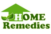 HOME REMEDIES / by Josephine Castor