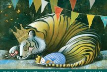 kids' books / by Teresa Thiemann