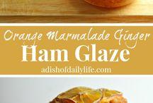 Recipes Ham Glaze