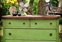 Furniture / by Wanda Padgett