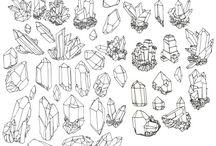 Crystals *_*