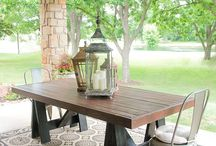 Garden - patio furniture ideas