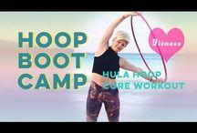 Hoop, hooping tutorials
