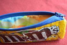 Candy Wrapper Art