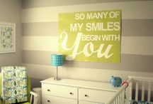 Nursery/playroom/big girl room / by Melissa Anderson
