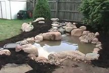 Garden and Water Features / Installing water features