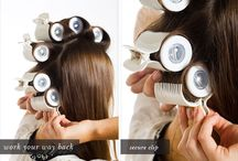 Hair How-to's / by Elizabeth Borroni