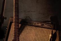 Guitars..