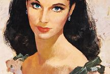 Gone with the wind / Vivien leigh