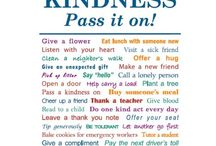 Just be kind!