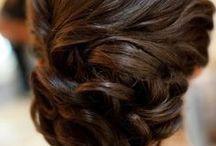 Bröllop - frisyr