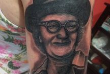 Fotrait tattoo