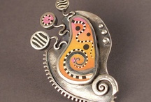 Jewelry - Brooches & Pins / by Julie Bowen