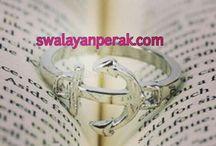 cincin polri tribrata / model cincin polri republik indonesia