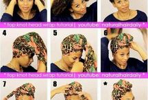 Headwrap design