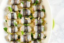 Cucina secondi pesce