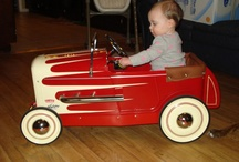 Custom Pedal Cars / by Holly Bright