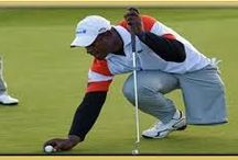 Abled golfers / Everybody can play golf!