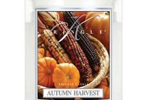 All Things Autumn / Kringle Candle located in beautiful Massachusetts is a hot spot for the New England-leaf peepers. Here's a great way to capture the beautiful scents of your trip and take them home!