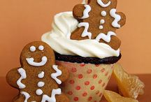 Gingerbread Men and Their Houses / A little sugar,a lot of spice,A woman shaped him...Oh so Nice,He's made of dough,and golden tan,The closest thing to a perfect man.