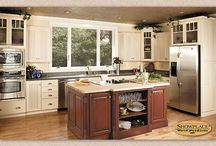 Inspired by Nantucket - Showplace Cabinets / Summit and Covington Door Styles