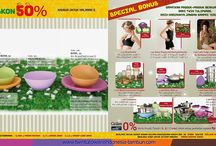 Promo | BOOM | Level Gift November Desember / by Twin Tulipware