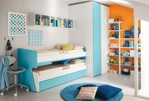 Çocuk-genç odaları