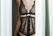 underneath / Lingerie that makes you feel sexy / by Iman Prior