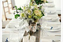 Weddings/Parties / by Khristi Rogers
