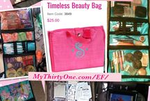 Thirty-one ideas