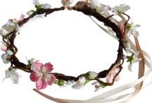 Flower Power / Stunning collection of Flower Crowns