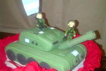 la torta militar de Fran