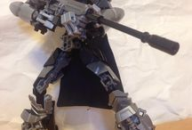 Bionicle Creations and MOCs