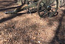 Views of Metro Atlanta Landmarks - Pickett Mill Battlefield
