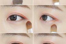 Makeup asian