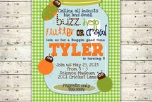 Kids Bug Party