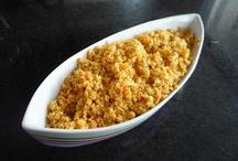 Receitas com quinoa e sem glúten / by Giselda Pereira