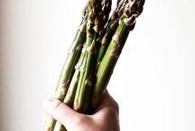 Friske og sprøde grøntsager
