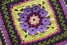Create: Crochet: Squares/Blocks/Motifs / by Angela Sapp