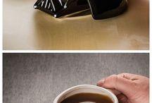 {Coffee and tea}
