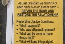 Restorative Justice Classroom