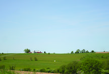 NY's Amish Trail- Spring / These are scenery photos from Amish Country in Cattaraugus County NY.  / by Enchanted Mountains
