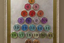 O Christmas Tree / Decorating the Christmas tree, alternative Christmas trees, ornaments, garlands, Christmas wreaths, and Christmas decorations